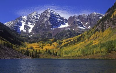 Check out the Colorado state parks, which are offering free admission on Black Friday.