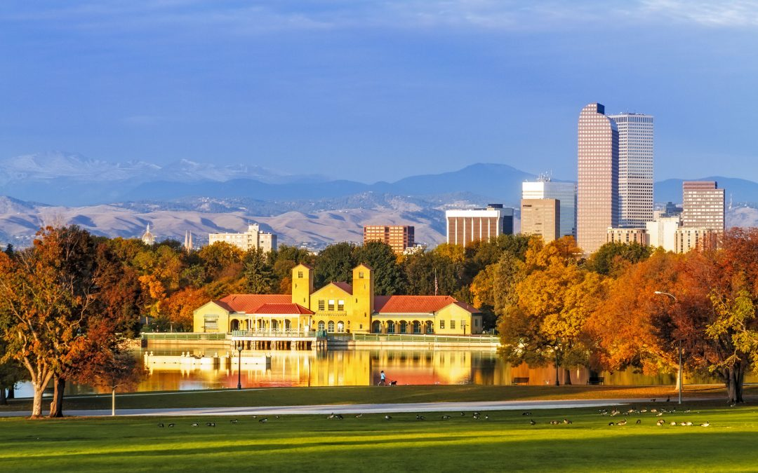 Denver landed 3rd in the top 10 most competitive markets