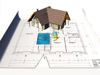 Sunset's Idea House