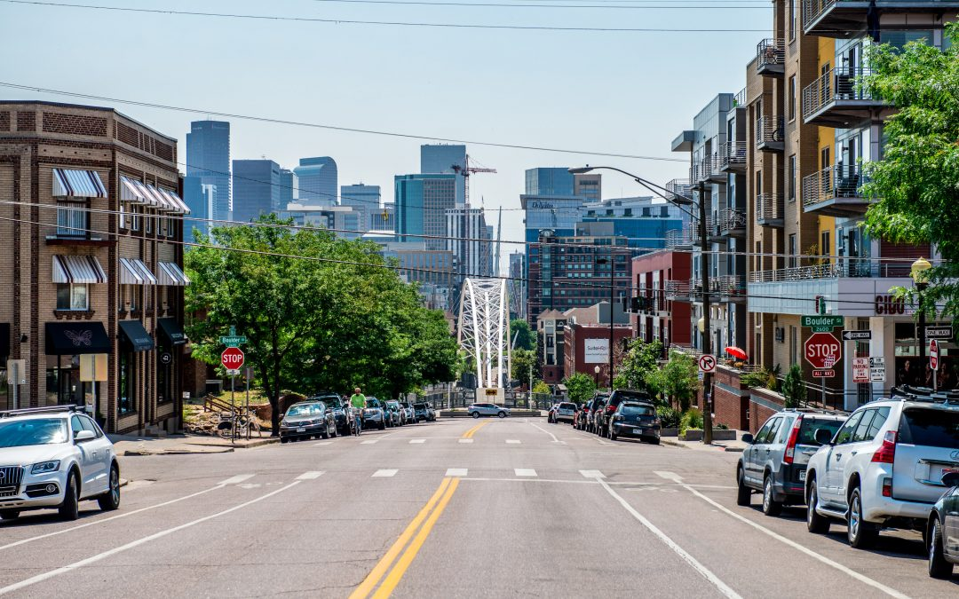 Denver ranks high for best places to invest in real estate next year.